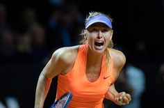 ☆KAB SPORT: ▶Maria Sharapova file en quart de finale de St...