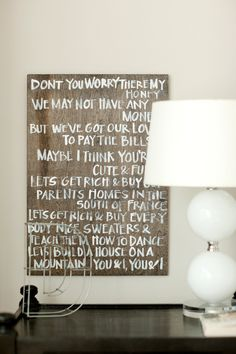 this will forever make me think of my hubs and of @Bekah Coulter!!!  One of the best wedding moments!