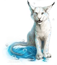 by =Safiru on deviantART Curious Creatures, Weird Creatures, Magical Creatures, Fantasy Creatures, Beautiful Creatures, Amazing Beasts, Lion King Art, Art Prompts, Warrior Cats