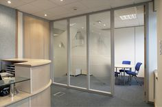 office partitions - Google Search Office Cubicle Design, Cubicle Walls, Office Partitions, Office Interiors, Offices, Divider, Google Search, Architecture, Room