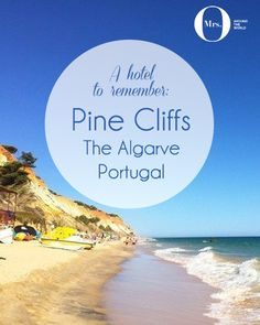 Some hotels become part of one's life and the Pine Cliffs Hotel, in the Algarve in Portugal, has been part of mine and my family's for many many many years.  #RePin by AT Social Media Marketing - Pinterest Marketing Specialists ATSocialMedia.co.uk