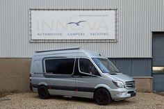 Innova Automotive Campers en Yachting – Mercedes Sprinter Buscamper – Roadtrip 595D