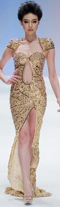 Zhang jingjing spring summer 2013 haute couture ♥✤ | Keep the Glamour | BeStayBeautiful