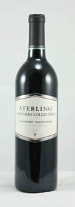 Sterling Cabernet Sauvignon Vintner's Collection - Hubby's boss' favourite wine: good thing to remember""