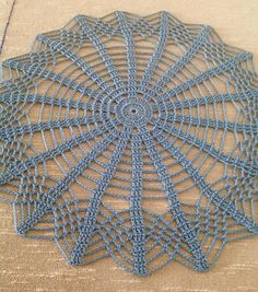 I just finished crocheting this beautiful gift doily it is 11 inches perfect round shaped i used size 10 l delft blue cotton thread it is ironed not starched thanks for visiting ~ florida homes decor living room 15 best decoration ideas Delft, Lace Doilies, Crochet Doilies, Crochet Lace, Doily Patterns, Crochet Patterns, Interior Room Decoration, Home Decor, Victorian Fabric