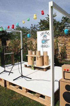 Rock Star Concert Themed 6th Birthday Boy Girl Party Planning Ideas