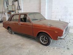 1976 HILLMAN HUNTER SUPER 1725 BARNFIND In Cars Motorcycles Vehicles Classic