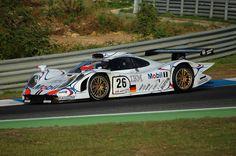 1998 Porsche 911 GT1 98  Porsche (3.200 cc.) (T)  Allan McNish  Laurent Aiello  Stéphane Ortelli