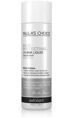 """Love love love Paula's Choice"" @Julianna Davis-Murdick  #paulaschoice #skinperfecting #BHAexfoliant"