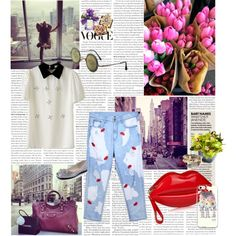 outside by doris1990 on Polyvore