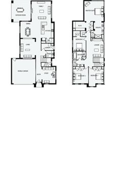 Laguna, New Home Floor Plans, Interactive House Plans - Metricon Homes - Queensland