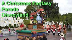 A Christmas Fantasy Parade Disneyland 2016 Full Show