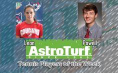 CSU's Leon, GC's Powell Named PBC Tennis AstroTurf Players of the Week