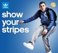 jd sports trainers - Buscar con Google Sports Trainers, Jd Sports, Stripes, Adidas, Google, Movies, Movie Posters, Fictional Characters, Films