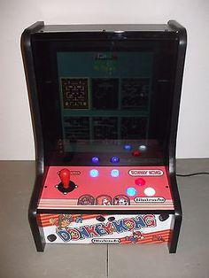 DK-Donkey-Kong-Custom-Bar-Top-Multi-Classic-Arcade-Countertop-tabletop-Icade-2