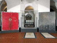 Jim Dine, crucifixion, 1968, crypte cath ghent, djeezesalacarte.wordpress