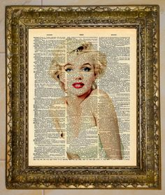 #marilyn #monroe #art - Marilyn Monroe - repurposed page