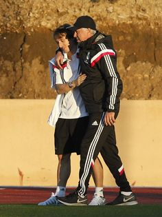 CARLO ANCELOTTI, FOTOGRAFÍA DIARIO AS: El entrenador de la Décima