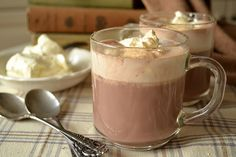 Drinking Chocolate by theviewfromgreatisland #Beverage #Hot_Chocolate