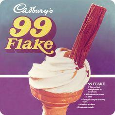 Cadburys 99. Even better if it was from the ice-cream van