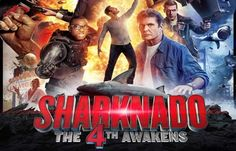 Grab Your Chainsaw and Bait! Sharknado: The 4th Awakens Bites into Syfy this July. Sharknado 4 will take place five years after the East Coast was ravaged in Sharknado 3.