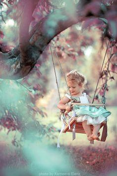 swinging ❤