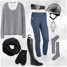 A fashion look from August 2013 featuring Uniqlo sweaters, Monki socks and Parlanti boots. Browse and shop related looks.