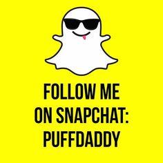 71 Promis, die auf Snapchat alles zeigen Diddy Username: puffdaddy