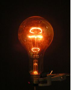 What to do when a light bulb disaster happens... http://questionsihatebeingasked.com/how-to-deal-with-lightbulb-disasters/