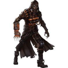 Scarecrow - Arkham Wiki