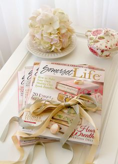 RSVP Package Somerset Life: The Best Mother's Day Present Ever!