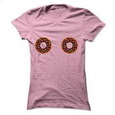 Happy National Doughnut Day - #silk shirt #hoodies. GET YOURS => https://www.sunfrog.com/Holidays/Happy-National-Doughnut-Day-Ladies.html?68278