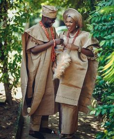 Nigerian Traditional Wedding, Traditional Wedding Attire, African Wedding Attire, African Attire, Nigerian Weddings, African Weddings, Nigerian Bride, Pakistani Wedding Dresses, Wedding Hijab