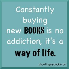 Now, if you will excuse me, I am off to buy another book.
