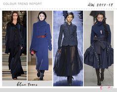 blue colour trend