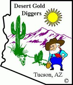 Desert Gold Diggers