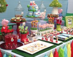 """Peppa Pig / Birthday """"Peppa Party"""" 