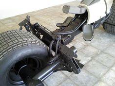 Batpod #8 映画「ダークナイト」に登場した特殊なバイク「バットポッド」が販売中 - GIGAZINE