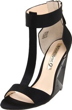 Boutique 9, never fails me. great shoes.
