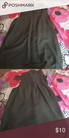Shirt Great worn twice. Tops Button Down Shirts