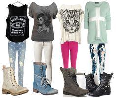 OUTFITS PARA TODAS!!! | The Fashion Closet