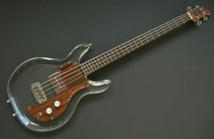 Vintage-1970-Ampeg-Dan-Armstrong-Bass-All-Original-VG-to-Exc-Cond-NO-RESERVE