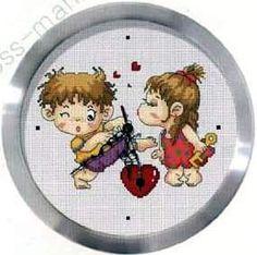 Orologio Lucchetto Amore1
