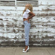 Kalifornská kráska Sahara Ray: Ze surfařky omylem modelkou | Girls | WORN magazine
