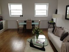 Westbourne Living Room/Dining Room #Propertystyling