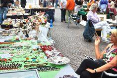 Рынки в Римини: вещевой, продуктовый, рыбный и колоритный «блошиный» рынок