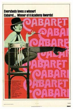 Liza Minnelli in Cabaret Bob Fosse, Liza Minnelli, Classic Movie Posters, Film Posters, Norman Rockwell, Cabaret Movie, Poster On, Poster Prints, Poster Ideas