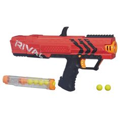 Amazon.com: Nerf Rival Apollo XV-700 (Red): Toys & Games