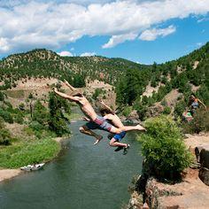 Rafting: Kremmling, CO