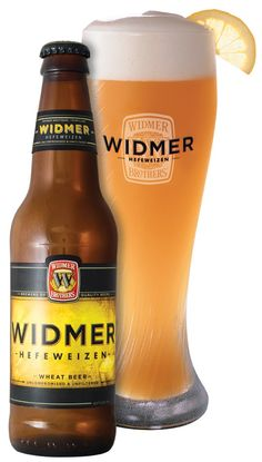 Widmer Hefeweizen: The color is unfiltered gorgeous orangey. The carbonation is…
